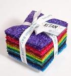 Northcott - Ketan - Confetti Fat Quarter Bundle by Banyan Batiks