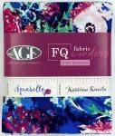 Art Gallery Fabrics - Aquarelle Fat Quarter Bundle by Katarina Roccella 16 pcs