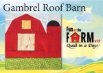Free Eleanors Barn Block Pattern Download - Fun on the Farm