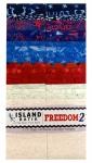 Island Batiks - Freedom 2 Strip Pack