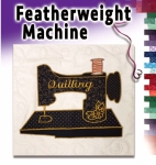 Free Featherweight Block Pattern Download - Sew Many Notions