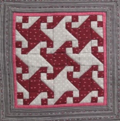 Free Miniature Milky Way Pattern Download- Quilt in a Day Free ... : quilt in a day free patterns - Adamdwight.com