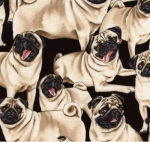 TIMELESS TREASURES - GM - Pugs