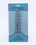 Good Measure - Every Angle Longarm Quilting Templates by Amanda Murphy