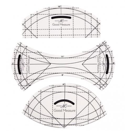 Amanda Murphy Good Measure Low Shank Every Angle 1pc