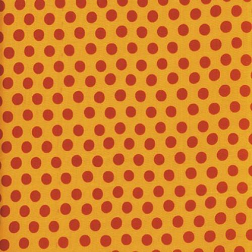 FREE SPIRIT - Kaffe Fassett Collective Classics - Spot - Gold