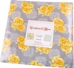 Benartex - Grandeur Rose 10x10 Pack 42 pcs