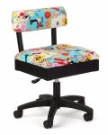 Arrow Adjustable Height Hydraulic Chair Sew Wow Drop Ship
