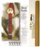 Stick Santa Pattern Pak Plus by Happy Hollow Designs