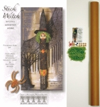 Stick Witch Pattern Pak Plus by Happy Hollow Designs