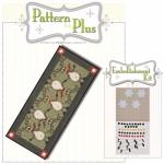 Topsy Turvey Reindeer Pattern Pak Plus by Happy Hollow Designs