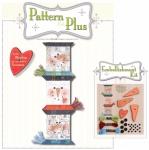 Spool Snowmen Pattern Pak Plus by Happy Hollow Designs