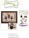 Magic Needles Pattern Pak Plus by Happy Hollow Designs
