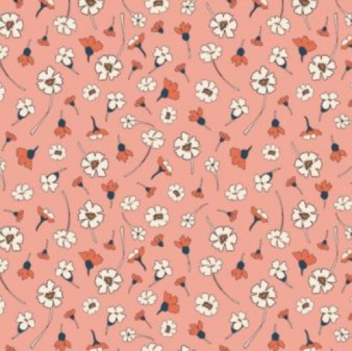ART GALLERY FABRICS - Homebody - Homelike Dreams - Pink
