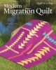 Modern Migration Quilt by Sue Bouchard Damaged Seconds