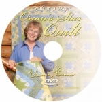Orion's Star Quilt DVD Damaged Seconds