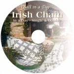 Irish Chain in a Day - Single & Double DVD Damaged Seconds
