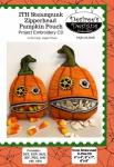 CD - ITH Steampunk Zipperhead Pumpkin Pouch by Desiree
