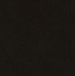 TIMELESS TREASURES - Hue - Frosting - Spiral Dots - Black