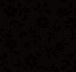 TIMELESS TREASURES - Hue - Black Delicate Flowers