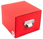 Red Stitch Card Box by Lori Holt of Bee in my Bonnet Co