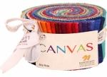 Northcott - Canvas 2.5 Inch Strip Roll