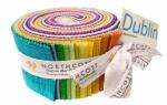 Northcott - Dublin 2.5 inch Strip Roll by Deborah Edwards 40 pcs