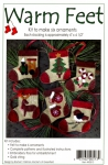 Warm Feet Ornaments Kit by Rachel Pellman