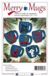 Merry Mugs Ornament Kit by Rachel Pellman