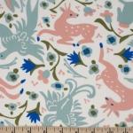 BIRCH FABRICS - Organic Cotton - Poplin - Enchanted Kingdom