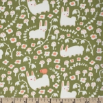 BIRCH FABRICS - Organic Cotton - Poplin - Enchanted Kingdom