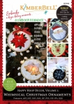 CD - Happy Hoop Decor Volume 1 Whimsical Christmas Ornaments by KimberBell