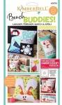CD - Bench Buddies Series Jan-Feb-Mar-April  Machine Embroidery CD by KimberBell Designs