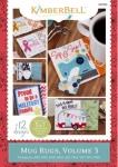CD - Holiday & Seasonal Mug Rugs Vol 3 Machine Embroidery CD by KimberBell Designs
