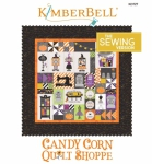 Kimberbell Candy Corn Quilt Shoppe Sewing Version
