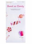Sweet As Candy Peach Tea Taffy Gumdrop Grape Vinyl by KimberBell