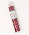 Applique  Red Polka Dot  Glitter Sheet by Kimberbell
