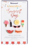 Summer Days Button Collection by KimberBell