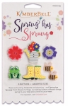 Spring Has Sprung Button Collection by Kimberbell