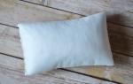 Kimberbell Blanks 5.5x9.5 Pillow Form