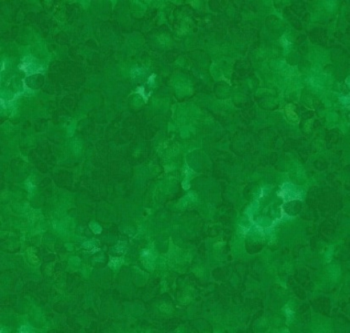 TIMELESS TREASURES - Kim - Solid-ish Watercolor Texture - Emerald