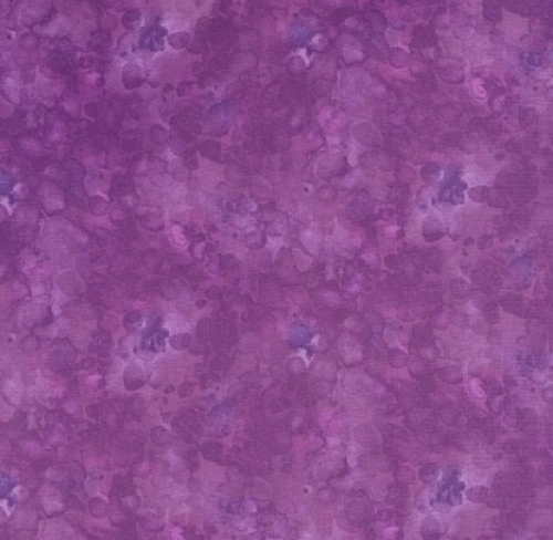TIMELESS TREASURES - Kim - Solid-ish Watercolor Texture - Grape