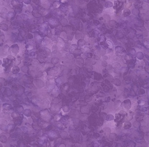 TIMELESS TREASURES - Kim - Solid-ish Watercolor Texture - Iris