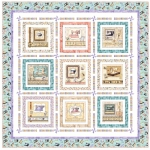 Quilting Treasures - Tailor Made Quilt Kit