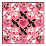 Quilting Treasures - All My Love - Always Heart Kit