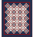 Maywood Studio - Our Stars Flannel Quilt Kit - A Quilts of Valor Project