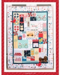 Maywood Studio - Vintage Boardwalk Quilt Kit - Embroidery Version by KimberBell