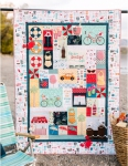 Maywood Studio - Vintage Boardwalk Quilt Kit - Sewing Version by KimberBell