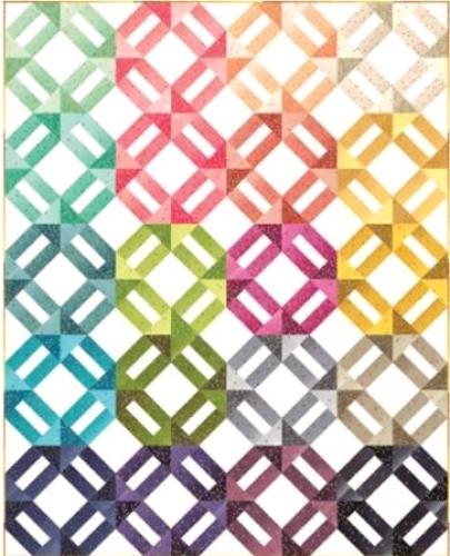 Ombre Confetti Metallic Kit by V & Co. Moda Precuts