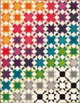 Ombre Wovens Quilt Kit by V and Co. Moda Precuts